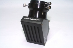 Dura-Bright-ディ・エレクトリック(誘電体)・コーティング 2インチ天頂ミラー