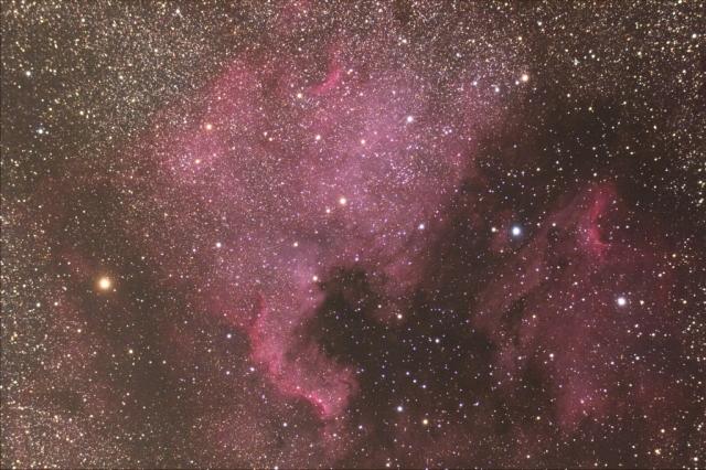 北アメリカ星雲M72